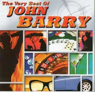 John Barry<br>The Very Best Of John Barry<br>CD, Comp